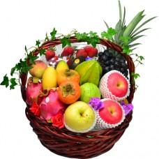 Mid-Autumn Festival Fruits Hamper (Medium)
