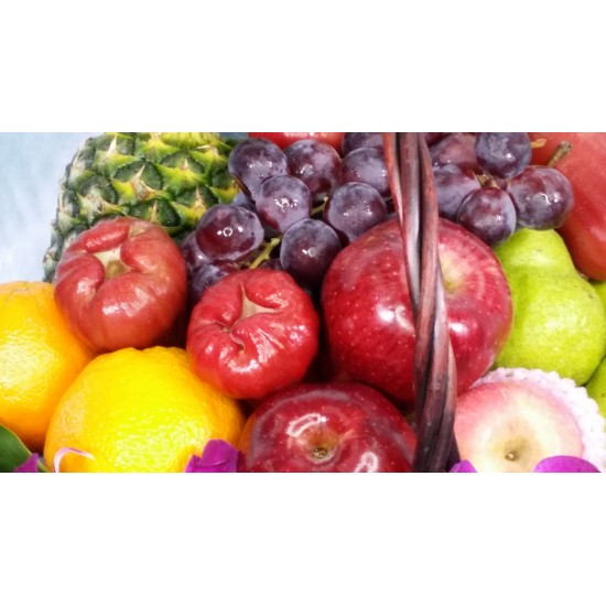 Fathers Day Fresh Fruits Hamper