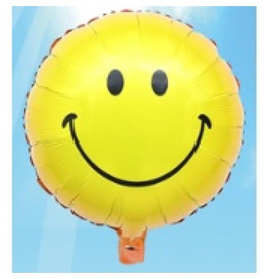 Smile Balloon, Yellow Color